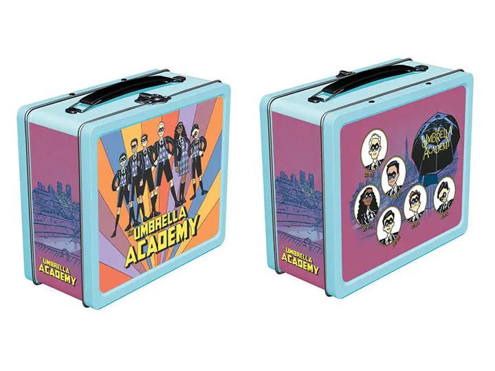 Lunchbox Replica Netflix Dark Horse Deluxe The Umbrella Academy