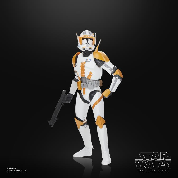 Star Wars: The Black Series Archive Collection Commander Cody Gallery Image 2