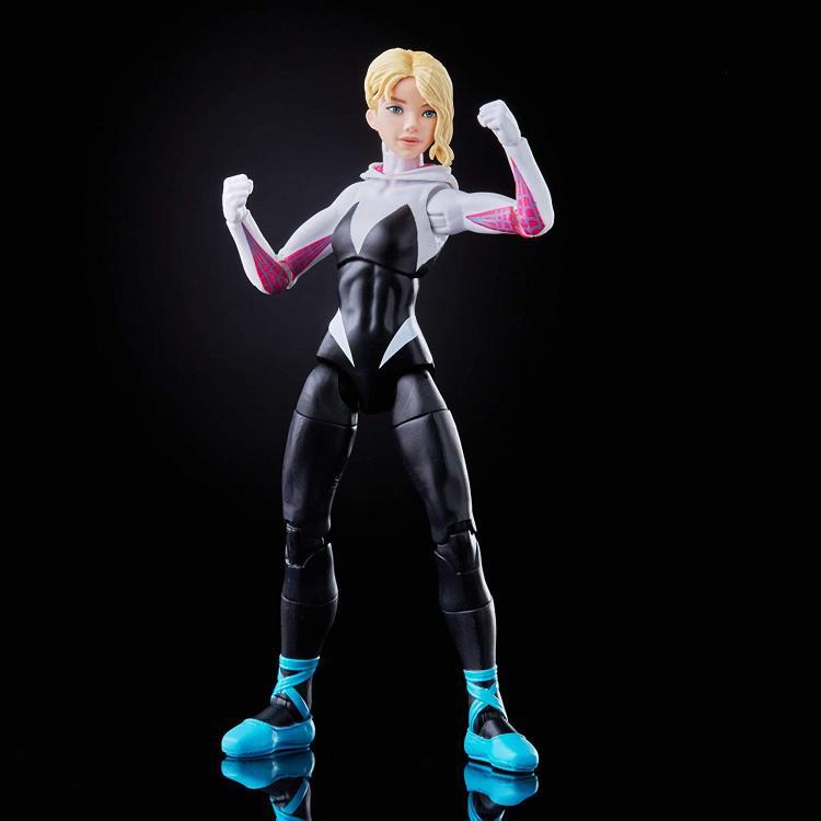 Spider-Man Gwen Stacy Polystone Statue