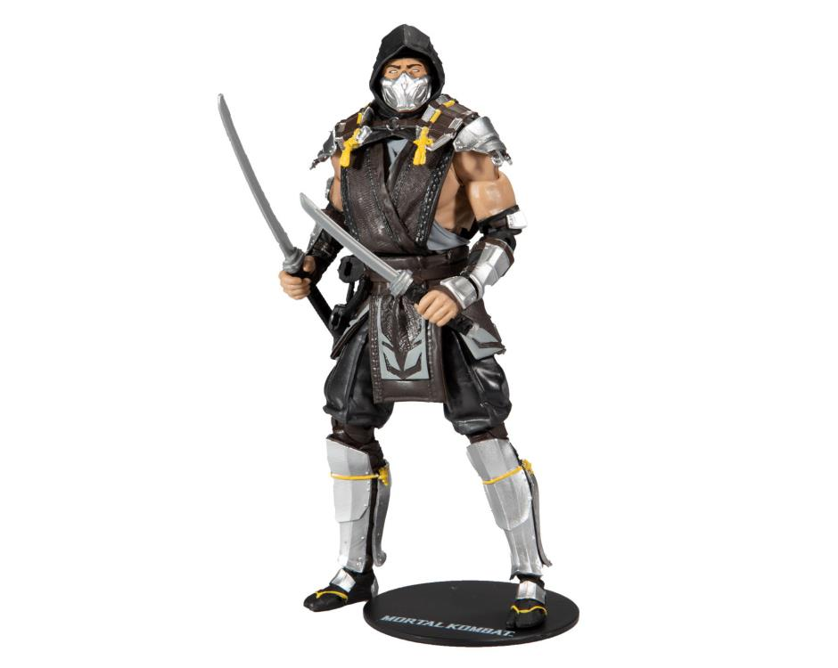 Mortal Kombat XI Scorpion (In the Shadows) Action Figure Gallery Image 2