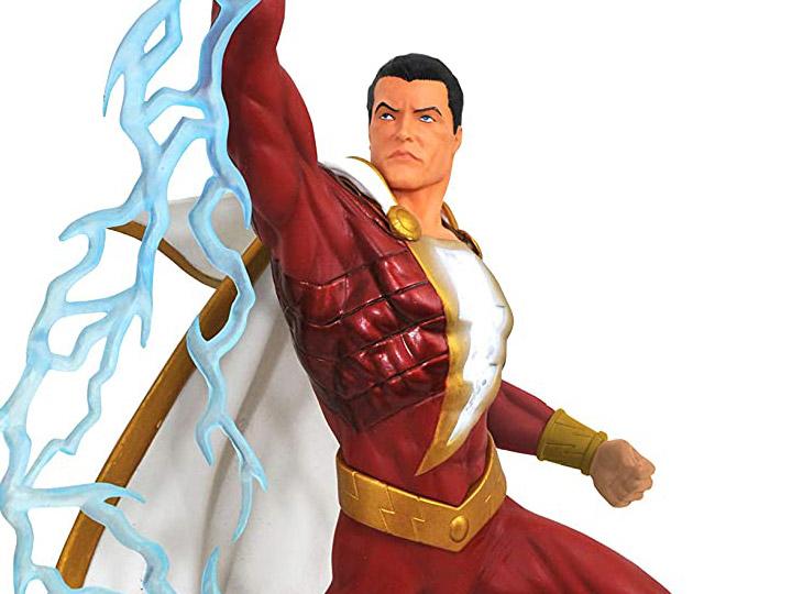 Dc Diamond Select Gallery Comic Shazam Pvc Statue action Figur Neu