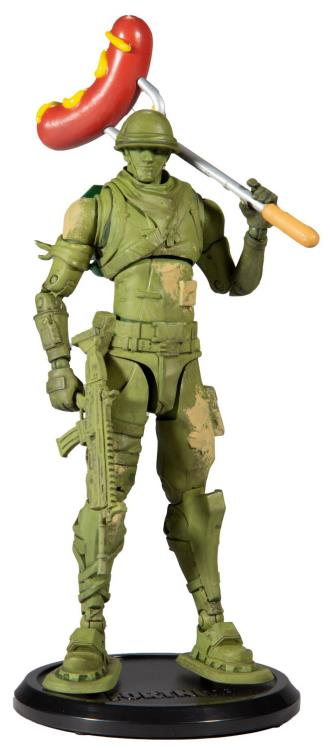Fortnite Plastic Patroller Premium Action Figure Gallery Image 2