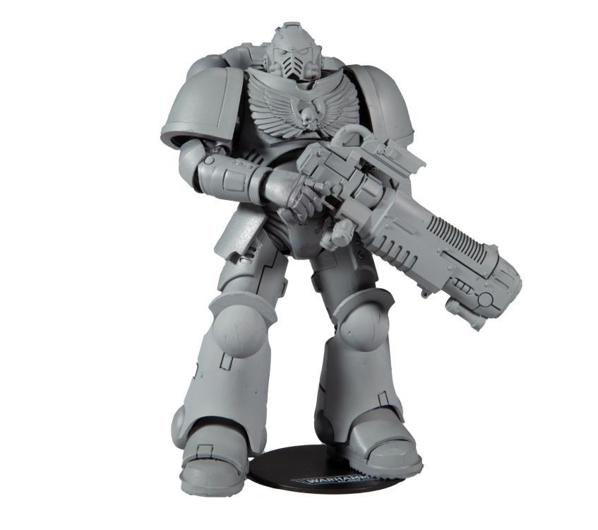 Warhammer 40,000 Ultramarine Primaris Hellblaster (Artist Proof) Action Figure Gallery Image 3