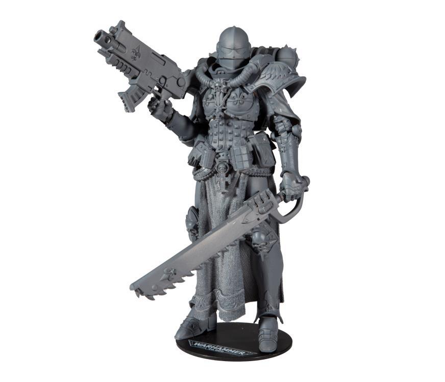Warhammer 40,000 Adepta Sororitas Battle Sister (Artist Proof) Action Figure Gallery Image 4