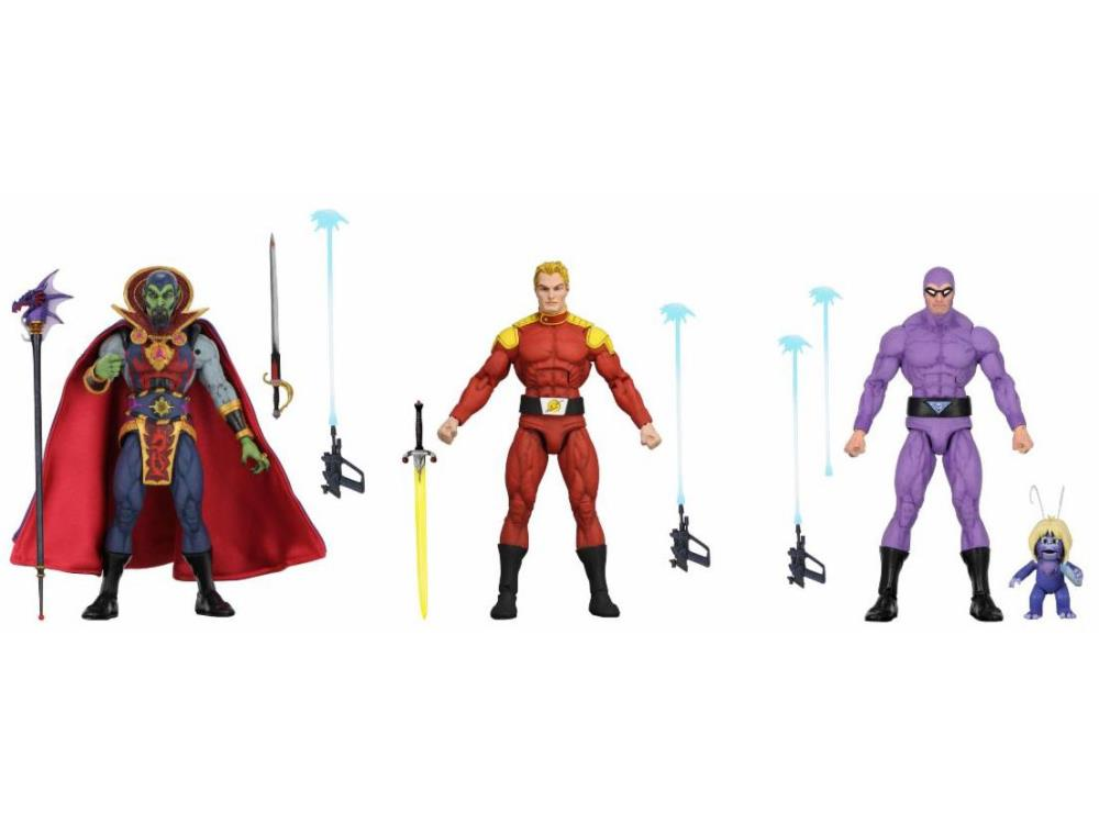 Defenders of the Earth Series 1 Set of 3 Figures Gallery Image 9