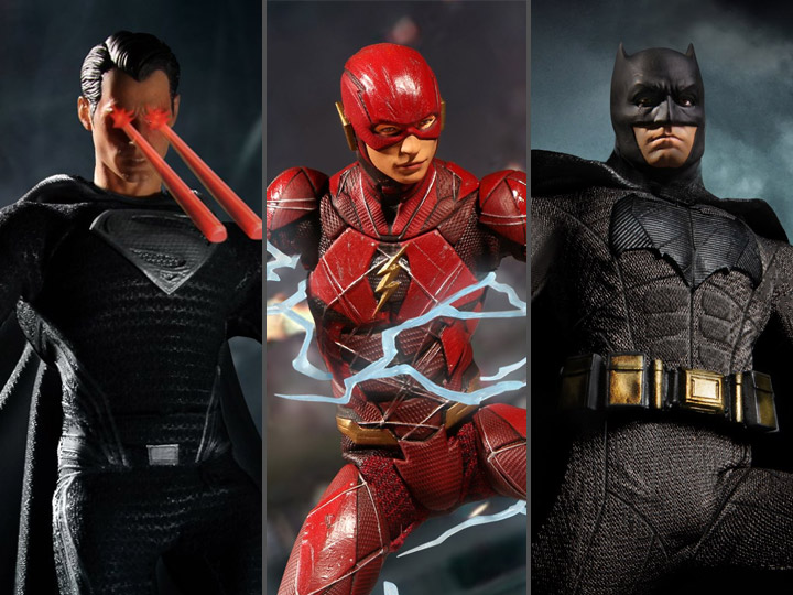 Zack Snyder's Justice League One:12 Collective Deluxe Box Set Gallery Image 1