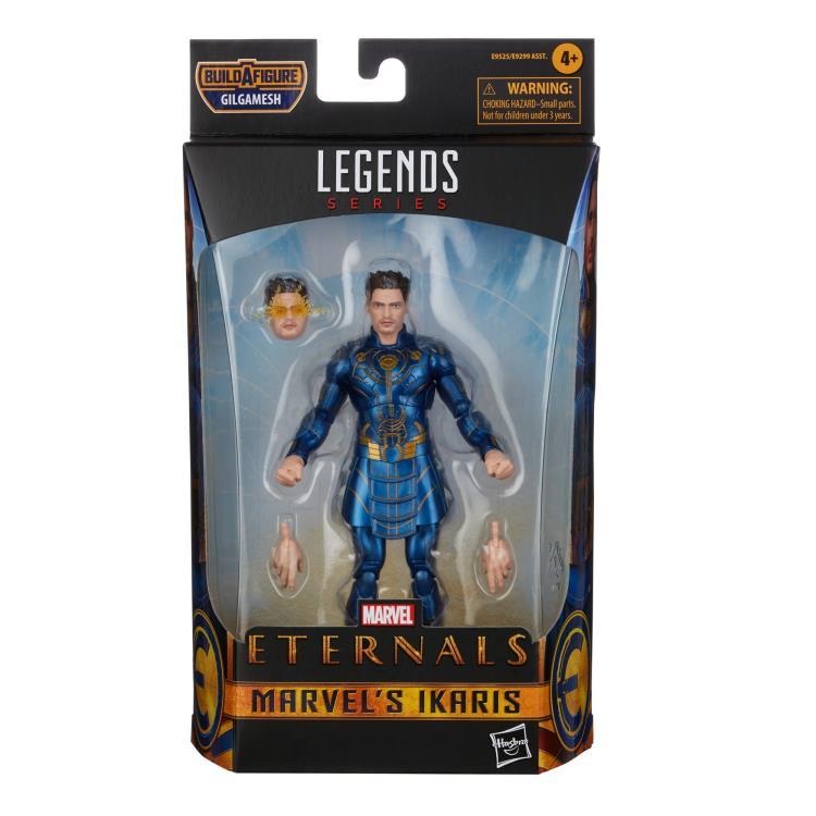 HASBRO : Marvel Legends - Eternals Marvel Legends Wave 1 Set of 7 Figures (Gilgamesh BAF)-2021 0bc0a205-e081-402e-b017-70390c306729