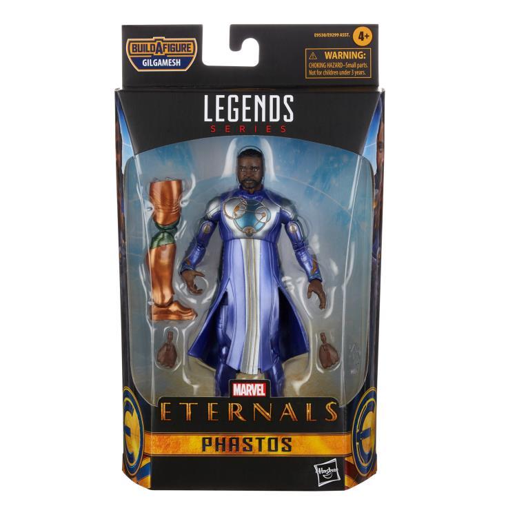 HASBRO : Marvel Legends - Eternals Marvel Legends Wave 1 Set of 7 Figures (Gilgamesh BAF)-2021 56013bce-77d1-4121-8251-cb877d2afb1f