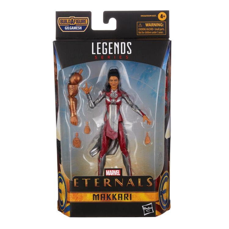 HASBRO : Marvel Legends - Eternals Marvel Legends Wave 1 Set of 7 Figures (Gilgamesh BAF)-2021 A7380fdd-84bf-4223-bad0-2f409a5310ae