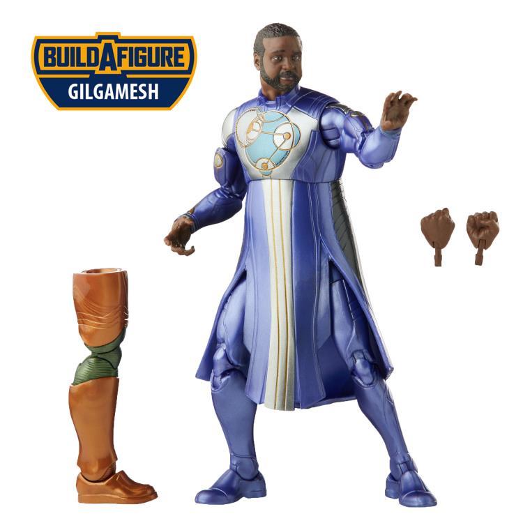 HASBRO : Marvel Legends - Eternals Marvel Legends Wave 1 Set of 7 Figures (Gilgamesh BAF)-2021 B73ed650-5a56-4843-86b3-fbd1cd5bcb3e