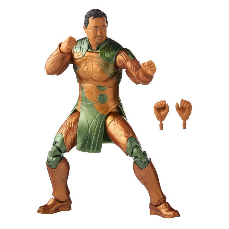 HASBRO : Marvel Legends - Eternals Marvel Legends Wave 1 Set of 7 Figures (Gilgamesh BAF)-2021 C00b8553-f8cf-4e90-bb78-dc78a95a3509