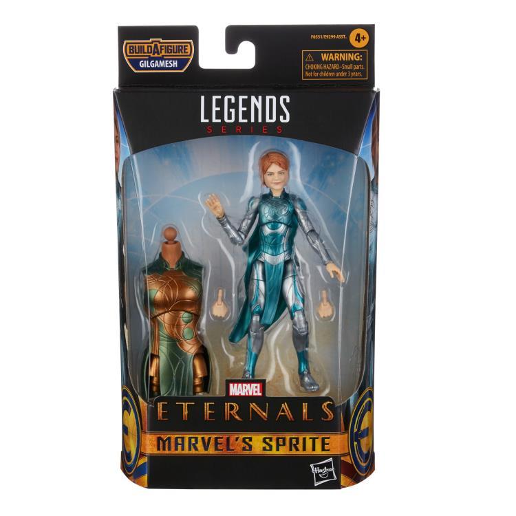 HASBRO : Marvel Legends - Eternals Marvel Legends Wave 1 Set of 7 Figures (Gilgamesh BAF)-2021 Df24c155-1e93-46f5-9439-e6e2ee3e5a20