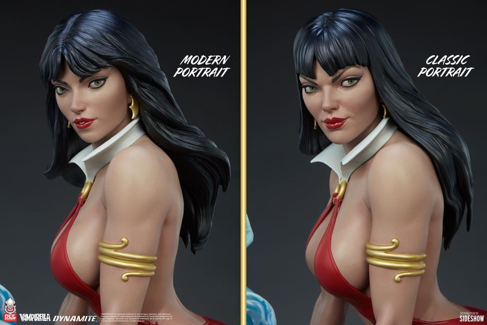 Premium Collectibles Studio : Vampirella 1:3 Scale Statue 4263415a-bbd1-4daf-aaf5-6d7a201e0cd7