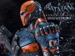 Batman: Arkham Origins Museum Masterline Deathstroke Statue