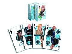 Breaking Bad Playing Cards - Blue Ice