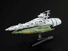 Space Battleship Yamato Mecha Collection No.07 Kukulkan Class Model Kit
