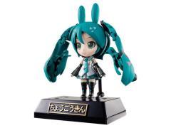 Vocaloid Chogokin Miracle Henkei Miku Hatsune & Rody