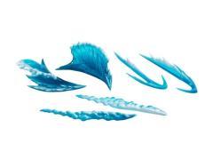 Tamashii Effect Wave Blue