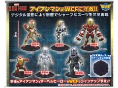 Iron Man World Collectable Figure Vol. 01 Random Figure