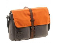 Star Wars Patches Despatch Canvas Messenger Courier Bag Green Khaki