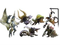 Capcom Figure Builder Standard Plus Monster Hunter Volume 02 - Box of 6