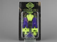 CDMW-02J Construction Brigade Power Parts Custom Hips/Waist (Encore - Purple Thighs)