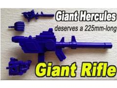 CDMW-30 The Hercules Power Parts G1 Style Giant Rifle