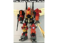 CDMW-41 The King's Power Parts