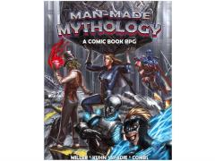 Man-Made Mythology: A Comic Book Role Playing Game