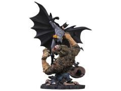 Batman Vs. Killer Croc Statue (Second Edition)