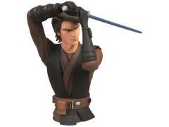 Anakin Skywalker Bust Bank