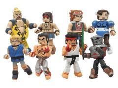 Street Fighter X Tekken Minimates Series 02 - Set of 8