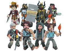 Tomb Raider Minimates - Set of 8