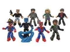 Marvel Minimates:  Wave 56 - Amazing Spider-Man 2 Set of 8