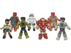 Marvel Minimates:  Wave 63 - Avengers Age of Ultron Second Set of 8