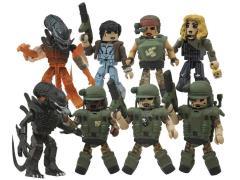 Aliens Minimates Series 02 - Set of 8