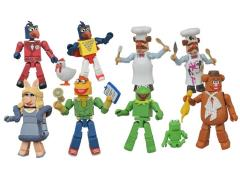 The Muppets Minimates Series 1 Two Pack Set of 4
