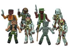 Predator Minimates Series 01 - Set of 8