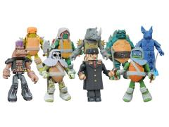TMNT Minimates Series 3 Box of 18 Figures
