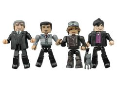 Gotham Minimates Series 2 Four Pack
