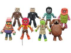The Muppets Minimates Series 2 Two Pack Set of 4