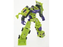 War in Pocket X07-X12 Hulkie