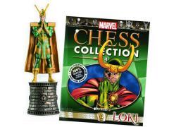 Marvel Chess Figure Collection #004 - Loki Black Bishop