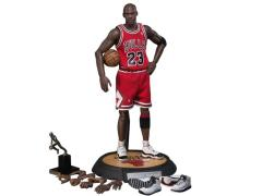 Real Masterpiece 1/6 Michael Jordan - Series 01 - #23 Road Edition - Red Jersey