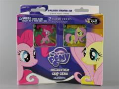MLP Collectible Card Game Two Player Starter Set