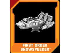Star Wars Episode VII Metal Earth Model Kit - First Order Snowspeeder