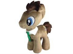 "My Little Pony Dr. Hooves (Open Eyes) 12"" Plush"