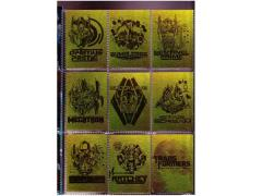 Transformers Dark of The Moon Trading Cards - Box of 48 Packs (288 cards) - Save 91%