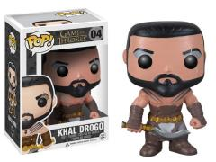 Pop! TV: GOT Khal Drogo