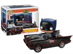 Pop! Heroes: 1966 Batmobile